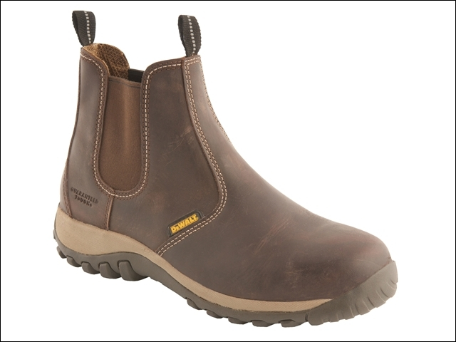 Radial Safety Brown Boots UK 9 Euro 43