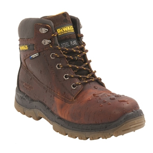 Titanium S3 Safety Tan Boots UK 12 Euro 46