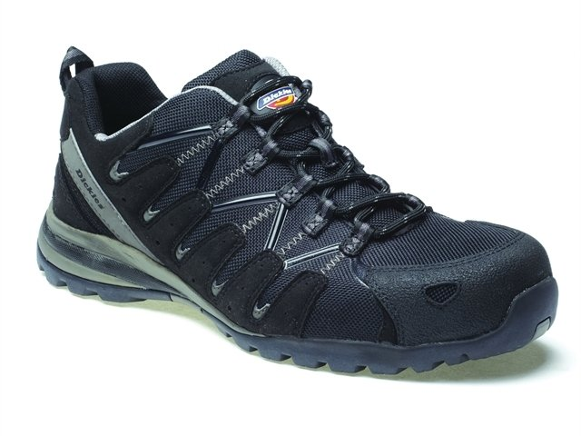 Tiber Safety Navy Trainers UK 10 Euro 44