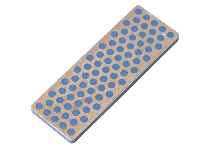 W7C Mini Whetstone 70mm Blue 325 Grit - Coarse