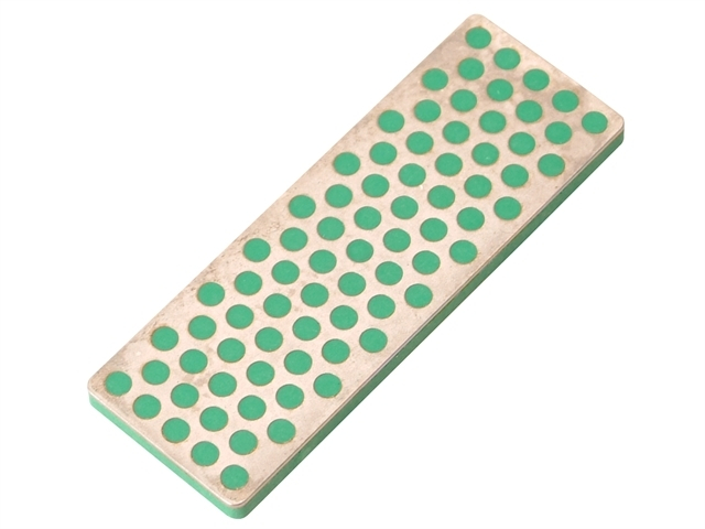 W7E Mini Whetstone 70mm Green 1200 Grit - Extra Fine
