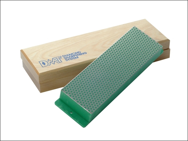 Diamond Whetstone 200mm Wooden Box Green 1200 Grit Extra Fin