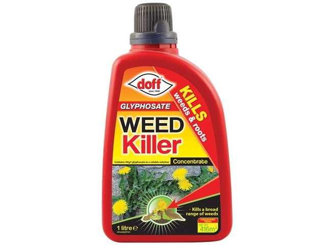 Glyphosate Weedkiller Concentrate 1 Litre