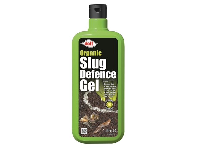 Organic Slug Defence Gel 1 Litre