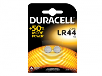 LR44 A76 Button Battery (Pack 2)