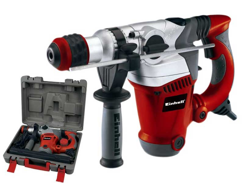 RT-RH32 SDS Plus 3 Mode Rotary Hammer Drill 1250W 240V
