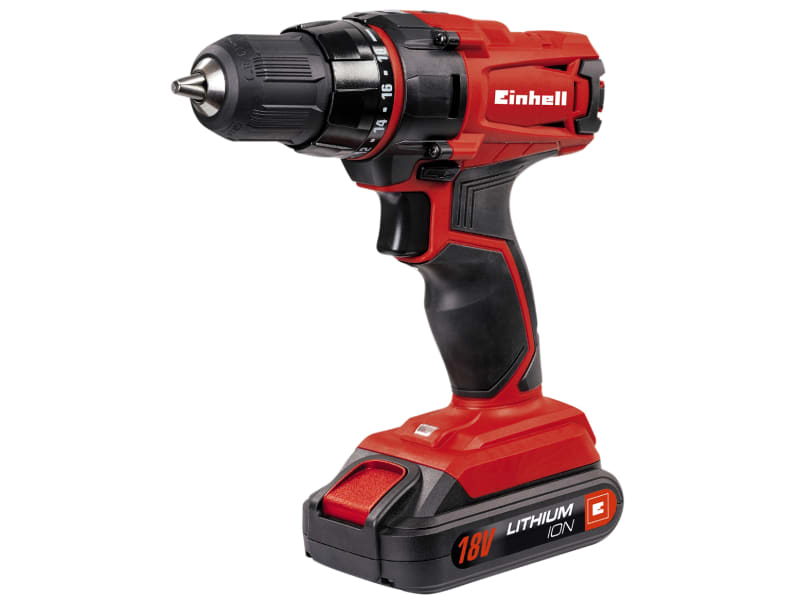 TC-CD 18-2 Li Drill Driver 18V 1.5Ah Li-Ion