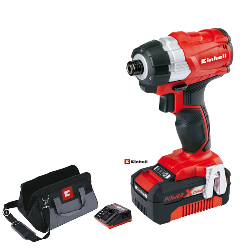 TE-CI 18 LI BL Power X-Change Brushless Impact Driver 18V 1