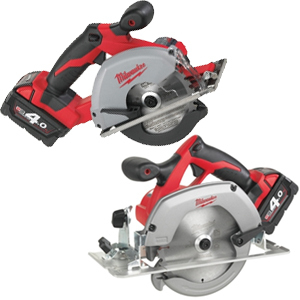 TE-CS 18LIN Power X-Change Circular Saw 18V Bare Unit