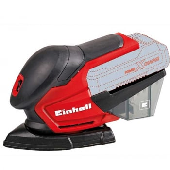 TE-OS 18Li Power X-Change Cordless Sander 18V Bare Unit