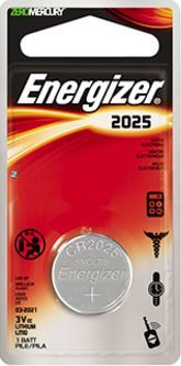 CR2025 Coin Lithium Battery Single