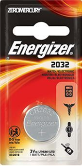 CR2032 Coin Lithium Battery Single