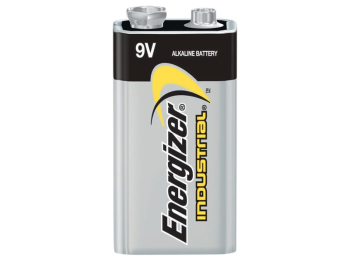 9V Industrial Batteries (Pack 12)