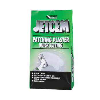 Jetcem Quick Set Patching Plaster (Single 6kg Pack)