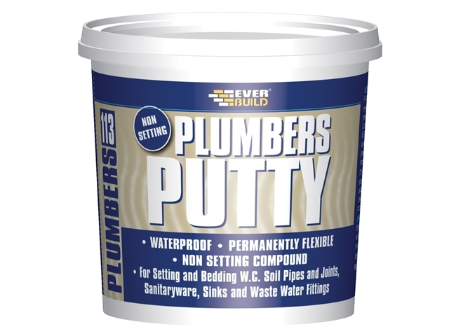 Plumber's Putty 750g