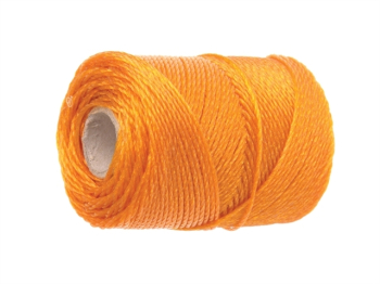 3100 Polyethylene Brick Line 100m (330ft) Orange