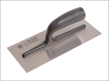 816P Plasterer's Trowel Plastic Handle 11 x 4.3/4in