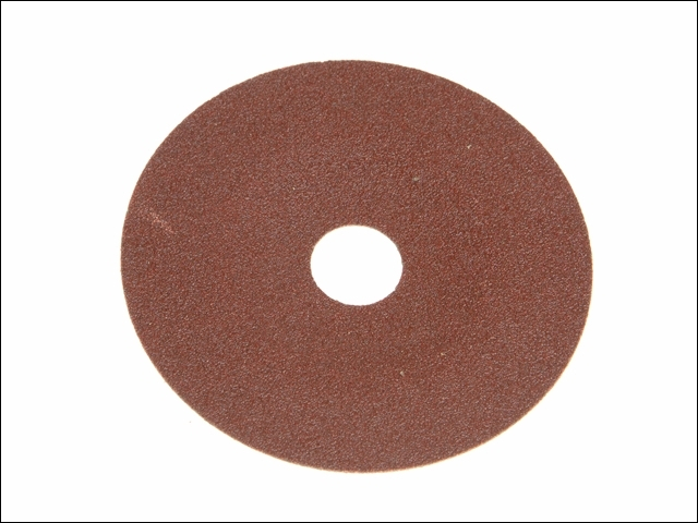 Resin Bonded Fibre Disc 178mm x 22mm x 80g (Pack of 25)