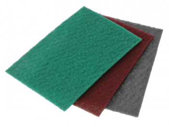 Hand Pad Green General Purpose 230 x 150mm (10)