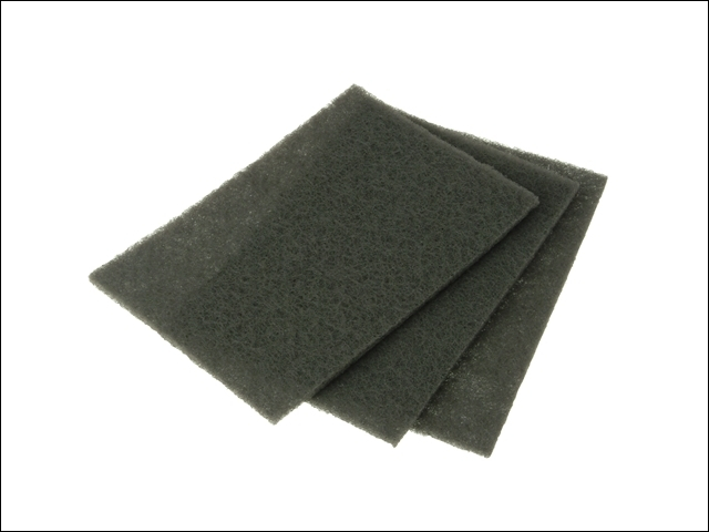 Hand Pad Grey Ultra Fine 230 x 150mm (10)