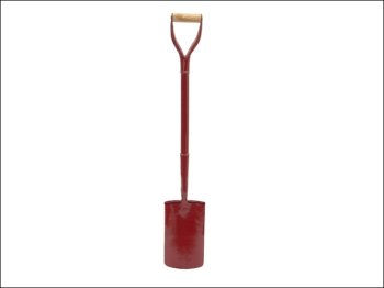 All-Steel Digging Spade Treaded MYD