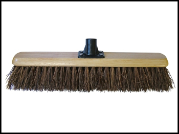 Bassine Platform Broom Head 450mm (18in) Threaded Socket