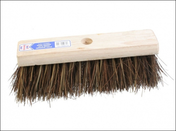 Stiff Bassine / Cane Flat Broom Head 325mm (13in)