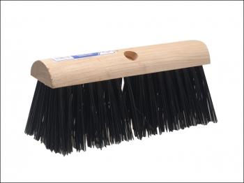 PVC Saddleback Broom Head 325mm (13in)