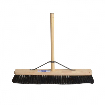 PVC Broom with Stay 600mm (24in)