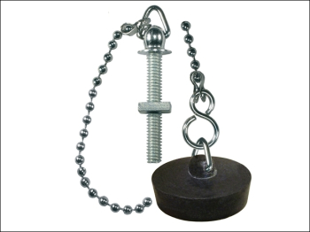Chrome Basin Chain Assembly 30cm (12in)
