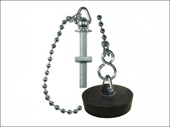 Chrome Bath Chain Assembly 45cm (18in)
