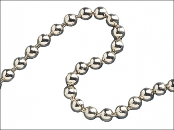 Ball Chain Chrome 3.2mm x 10m