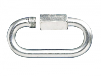 Quick Repair Links 5.0mm Zinc Plated (Pack 4)