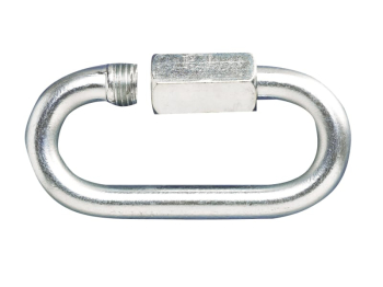 Quick Repair Links 6.0mm Zinc Plated (Pack 4)