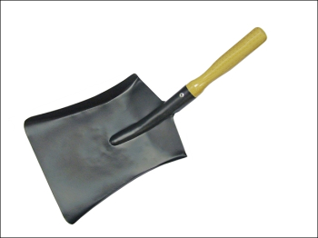 Coal Steel Shovel Wooden Handle 230mm