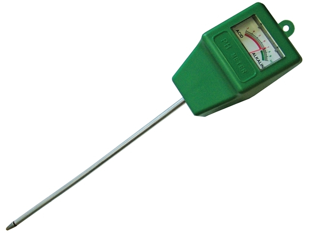 pH Meter 200mm Long Probe