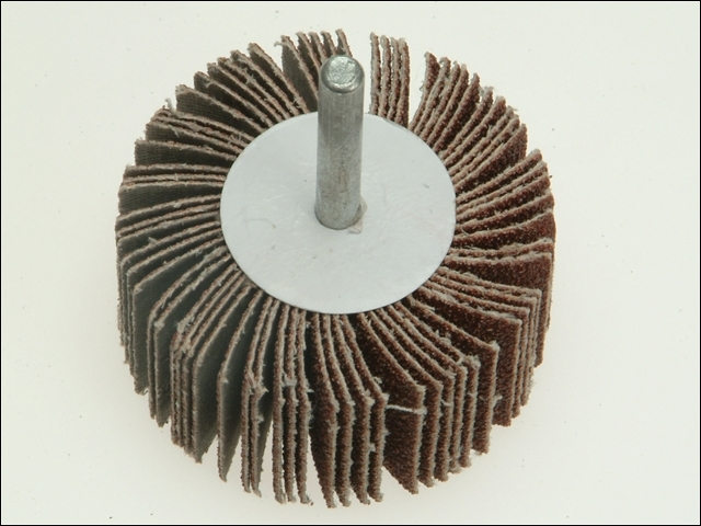 Flap Wheel 60 x 30mm Medium 60 grit