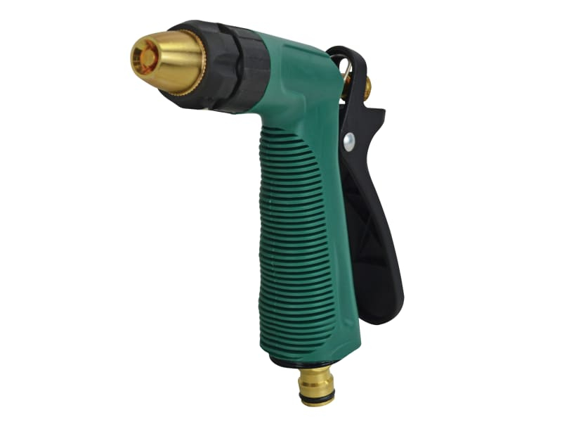 Garden Hand Spray Gun Zinc Body