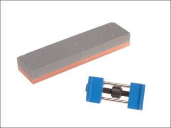 Oilstone 200mm & Honing Guide Kit