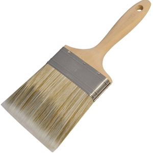 Tradesman Synthetic Paint Brush 100mm (4in)