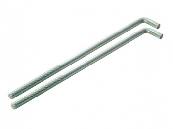 External Building Profile - 460mm (18in) Bolts (Pack of 2)
