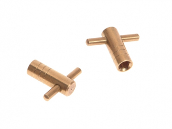 Radiator Keys - Brass (Pack of 2)