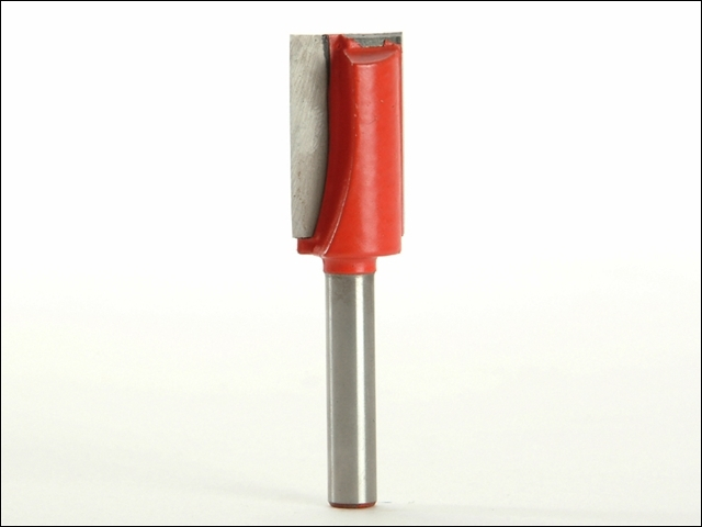Router Bit TCT Two Flute 15.0mm x 25mm 1/4in Shank