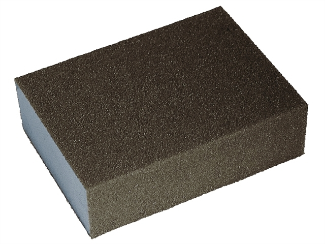Sanding Block - Medium/Fine 90 x 65 x 25mm