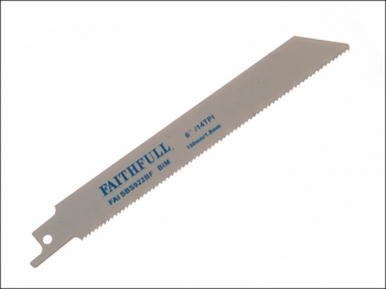 S922BF Sabre Saw Blade Metal 150mm 14 TPI (Pack of 5)