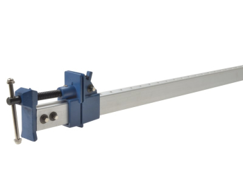 Aluminium Quick-Action Sash Clamp - 800mm (32in) Capacity
