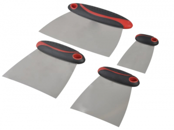 Stainless Steel Filler & Spreader Set, 4 Piece