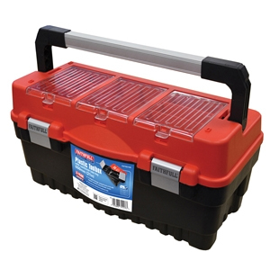 Cantilever Tote Tray & Organis er Lid Toolbox 53cm (21in)