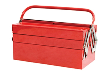 Metal Cantilever Toolbox - 5 Tray 49cm (19in)