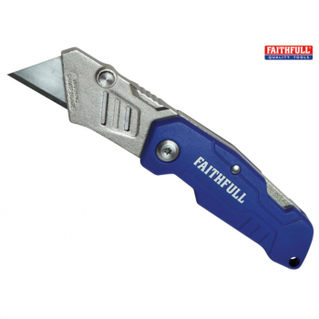 Lock Back Utility Knife